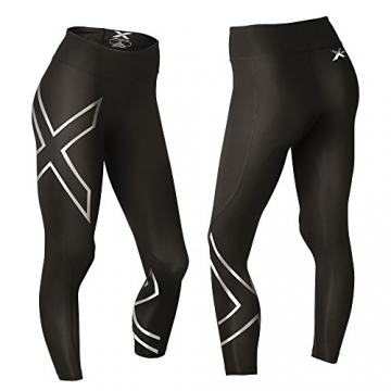 385014b101a212 2XU Women s Hyoptik Mid-Rise Thermal Compression Tights - Mudder Shop US