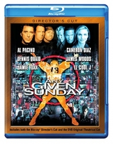 Any Given Sunday: 15th Anniversary [Blu-ray] -