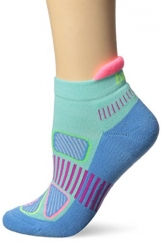 Balega Women's Enduro No Show Socks, Sky, Medium -