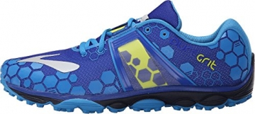 e93e17a6f14 Brooks PureGrit 4 Running Shoe - Men s Surf The Web Brilliant Blue Lime  Punch