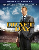 Draft Day [Blu-ray + DVD + Digital HD] -