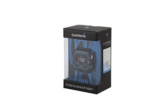 Garmin Forerunner 920XT Black/Blue Watch -