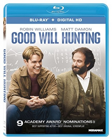 Good Will Hunting [Blu-ray + Digital HD] -