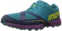 Inov-8 Terraclaw™™ 250-U Trail Runner, Teal/Navy/Purple, Men's 6.5 / Women's 8 US -
