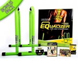 Lebert Fitness Equalizer Lime Green Bonus Pack -