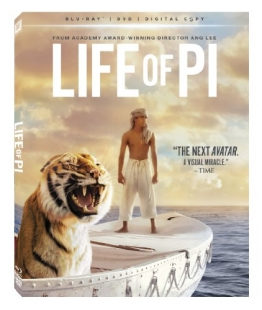 Life of Pi (Blu-ray + DVD + Digital Copy) -
