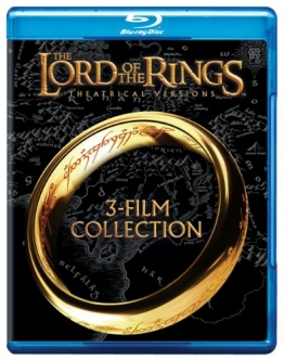 Lord of the Rings: Theatrical Trilogy (BD) [Blu-ray] -