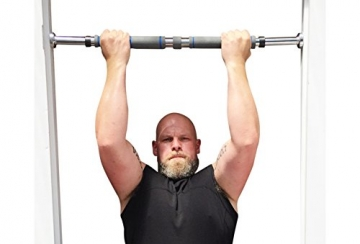 Pull Up Bar Doorway Pullup Chinup Bar With 3 Sets Of