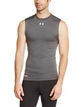 Men's HeatGear Sonic Compression Sleeveless -