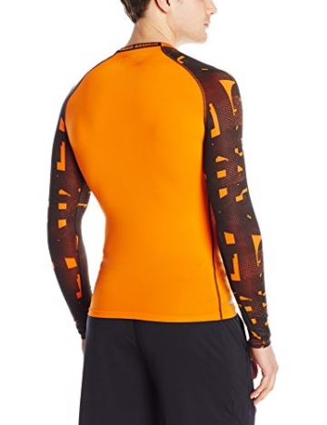 Men's UA Tough Mudder Graphic Compression Long Sleeve -