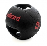 Milliard Double-Grip Medicine Ball - 12lb. -