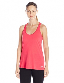 New Balance Women's Tank Top, Nebula, Large -