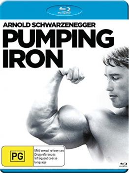 Pumping Iron [Blu-ray] -