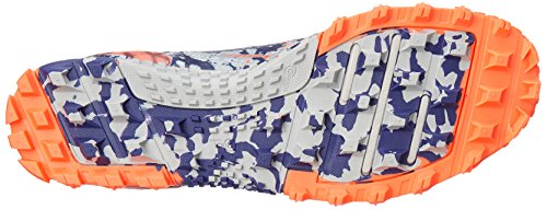 Reebok Women's All Terrain Super OR Running Shoe,Electric Peach/White/Atomic Red/Steel/Night Beacon,7 M US -