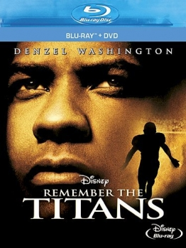 Remember the Titans (Blu-ray/DVD Combo) -