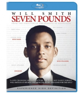 Seven Pounds [Blu-ray] -