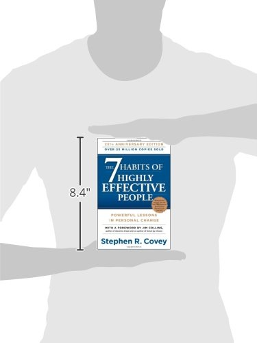 The 7 Habits of Highly Effective People: Powerful Lessons in Personal Change -