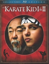The Karate Kid I & II (Collector's Edition) [Blu-ray] -