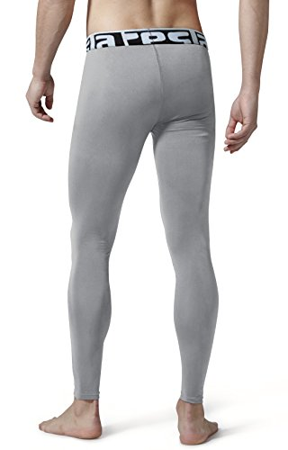 TM-P21-LG_Small j-DEM Tesla Men's Thermal Wintergear Compression Baselayer Pants Leggings P21 -