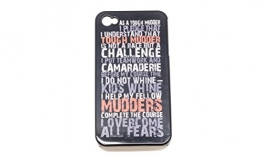 Tough Mudder Pledge iPhone 4/4s Protective Skin -