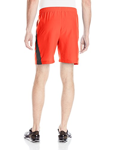 """Under Armour Men's Launch Run 7"""" Shorts, Rocket Red (984), Small -"""