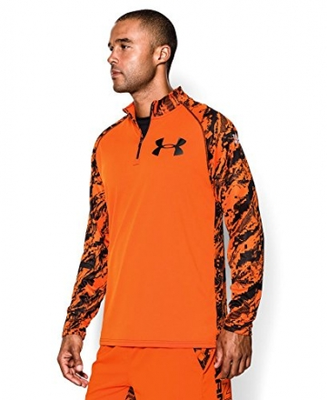 Under Armour Men's Tough Mudder UA Tech188; Zip Medium Vivid -