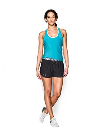 Under Armour Women's Play Up Shorts, Black (002), X-Small -
