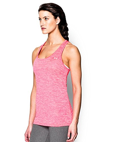 Under Armour Women's Tech Tank - Twist, Harmony Red (962), X-Small -